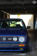 DLEDMV La Volkswagen Golf II swap III GTI de Florian 10