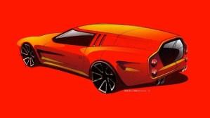 DLEDMV 2021 - Ferrari 550 Maranello Breadvan - 012