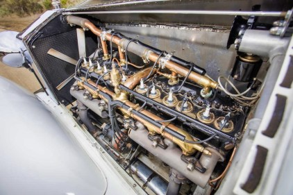 DLEDMV 2021 - Rolls Royce Silver Ghost Picadilly Roadster - 018