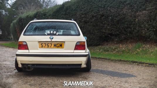 DLEDMV 2021 - BMW E36 Touring Swap M3 - 005