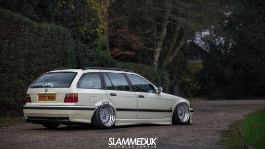 DLEDMV 2021 - BMW E36 Touring Swap M3 - 006
