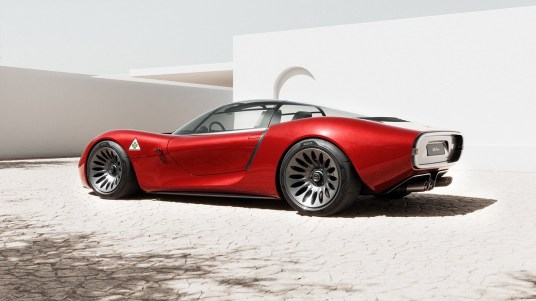DLEDMV 2021 - Alfa Romeo Stradale 33 Visione - 012