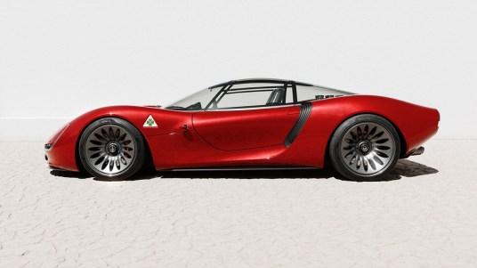 DLEDMV 2021 - Alfa Romeo Stradale 33 Visione - 013