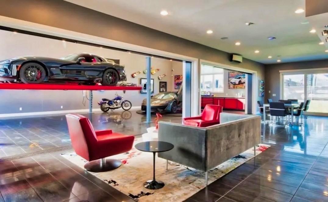 DLEDMV 2021 - Car home garage - 025