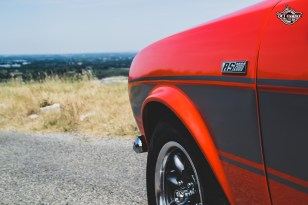 DLEDMV 2021 - Ford Escort RS2000 mk1 Serge Restomod-25