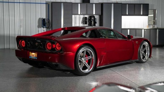 DLEDMV 2021 - Falcon F7 Falcon Motorsports supercar - 001