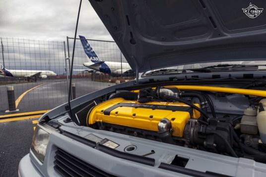 DLEDMV 2021 - Opel Corsa A GSi Swap Pierre - 024