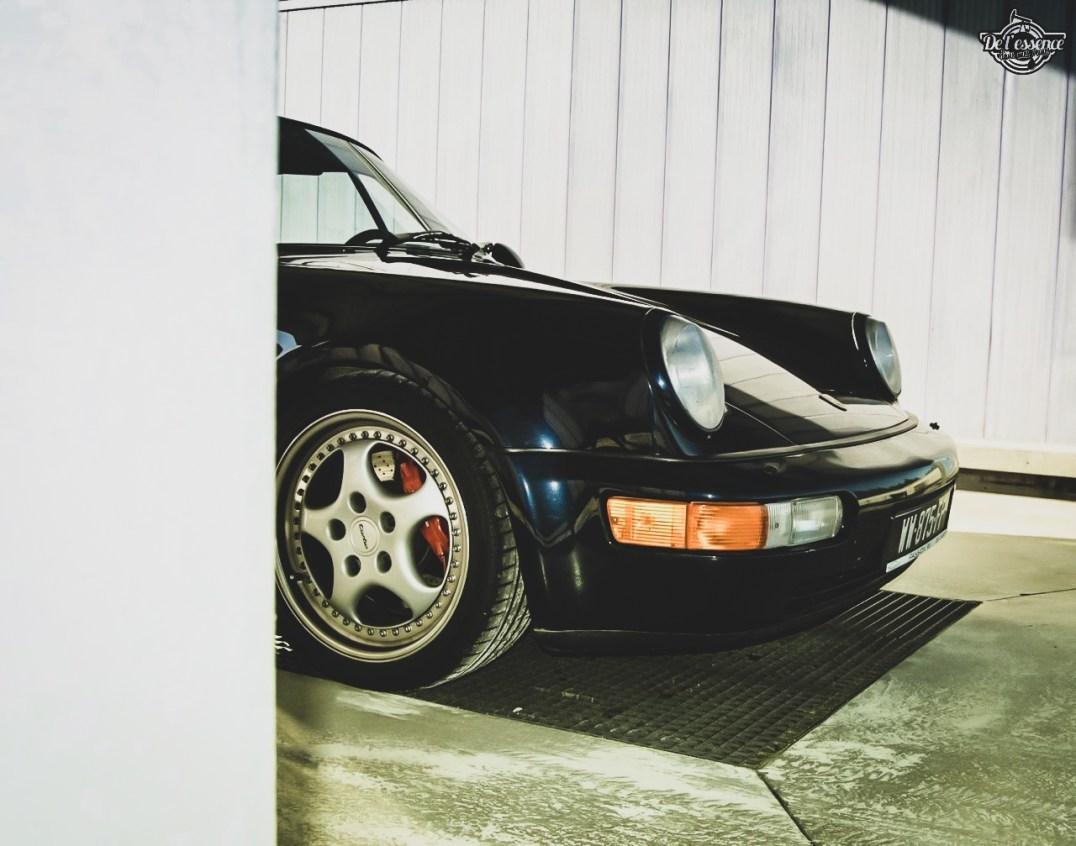 DLEDMV 2K18 - Porsche 965 Turbo 3.6 VDR84 - 03-2