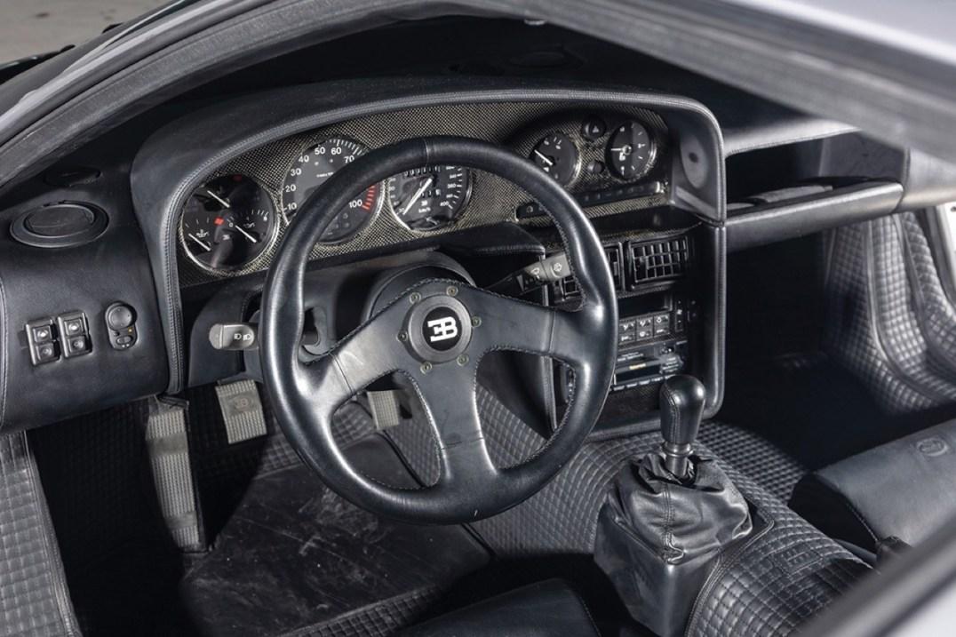 DLEDMV 2021 - Bugatti EB110 SS - 007