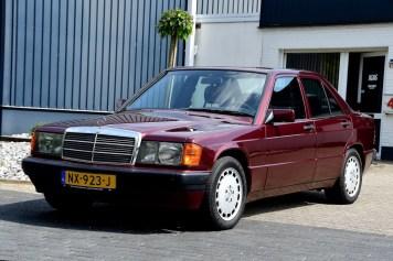 DLEDMV 2021 - Mercedes 190 Avantgarde Airride BBS - 000