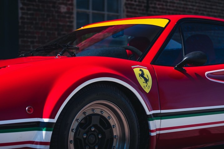 DLEDMV 2021 - Ferrari 308 GTB LM détails Ext - 005