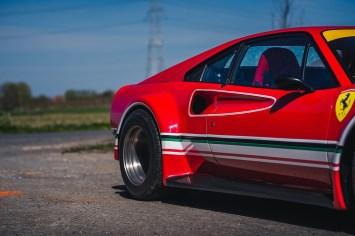 DLEDMV 2021 - Ferrari 308 GTB LM détails Ext - 007