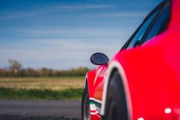 DLEDMV 2021 - Ferrari 308 GTB LM détails Ext - 009