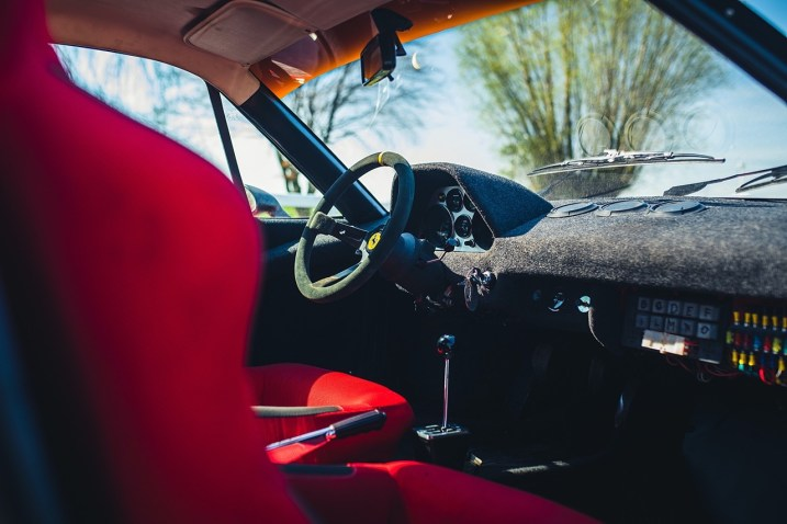 DLEDMV 2021 - Ferrari 308 GTB LM int - 010