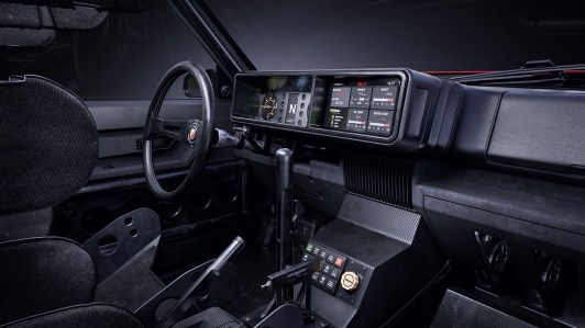 DLEDMV 2021 - Lancia Delta S4 Evo Dmitry Mazurkevich - 001