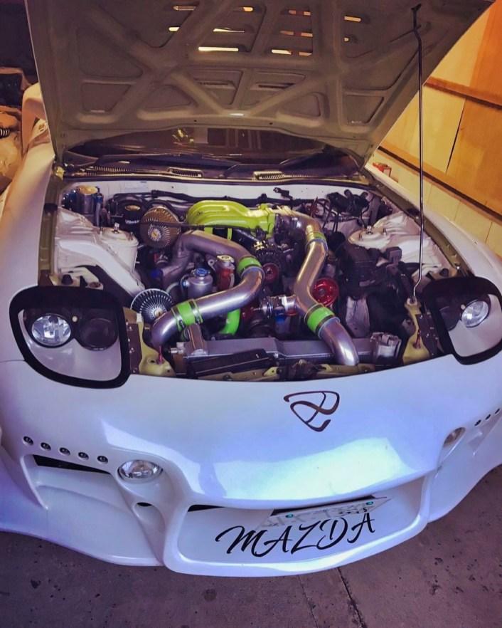 DLEDMV 2021 - Mazda RX7 Shooting Brake GReddy - 006