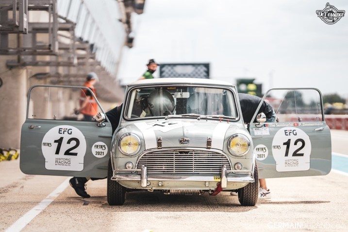 DLEDMV 2021 - Peter Auto - Historic Racing Le Mans - 001