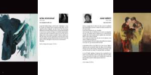 Catalogue Exposition Art&cie 2017 - Nora Boudjemaï (http://nora-boudjemai.tumblr.com/) et Anne Brérot (http://anne.brerot.free.fr/)