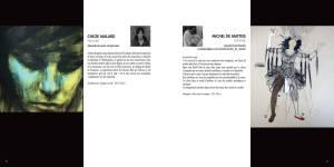 Catalogue Exposition Art&cie 2017 - Chloé MALARD (http://chloemalard.wixsite.com/peinture) et Michel De Matteis Peinture (http://michel-de-matteis.fr/)