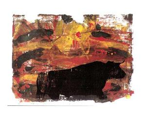 sérigraphie (50x40) - collection particulière