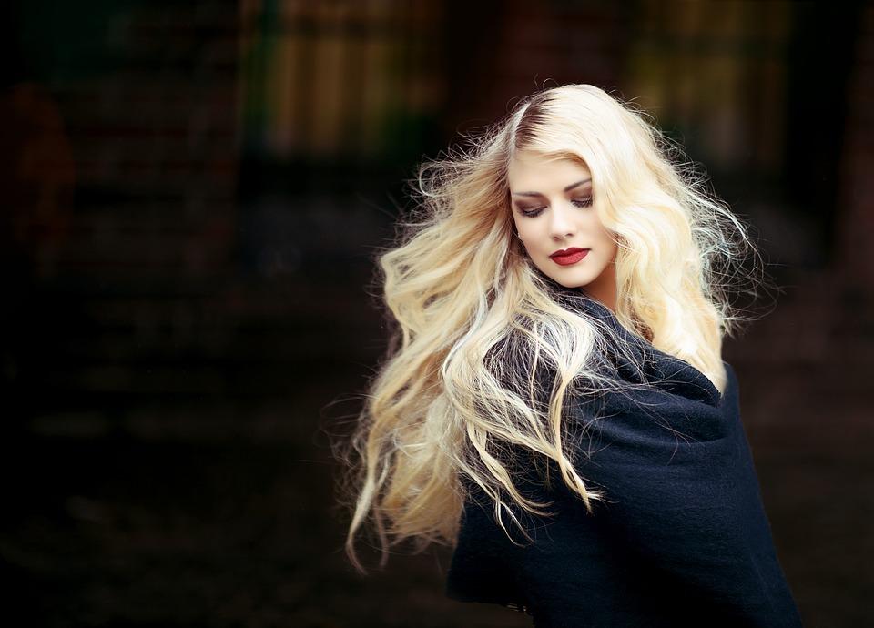 woman hair essentials
