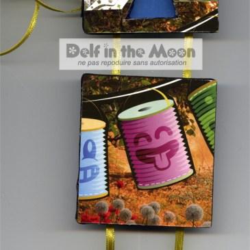 Collage 30 – triptyque en 3D