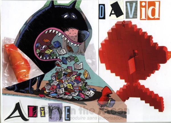 Collage 32 – cartes nominatives
