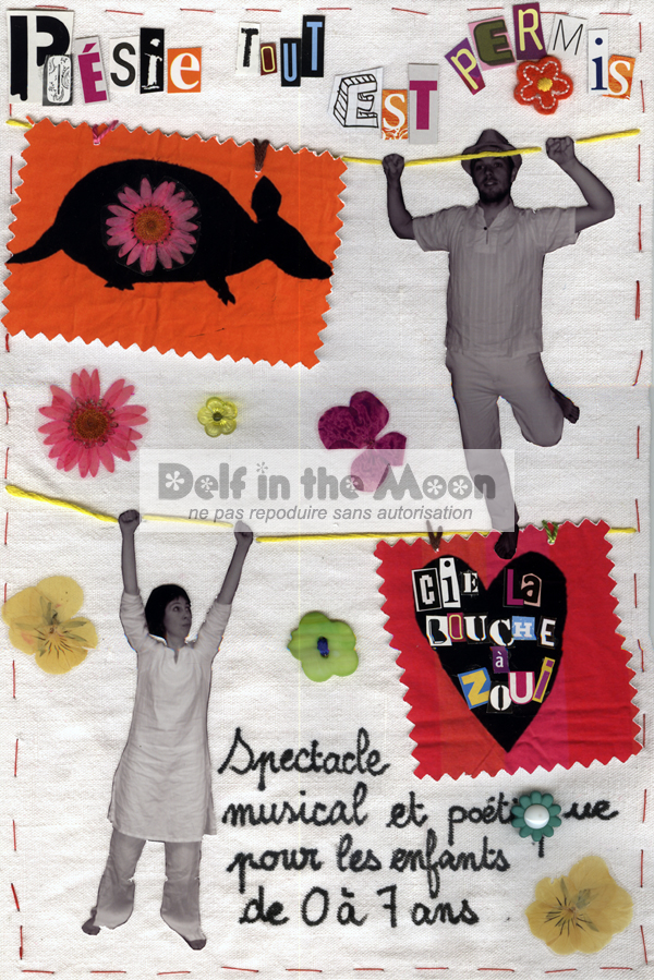 Collage 33 – pour un spectacle