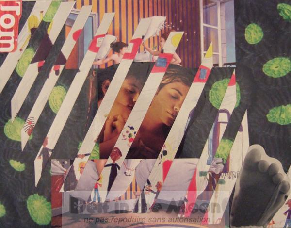 Collages noël 2006 – P. et M.