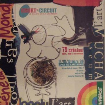Collages noël 2006 – Cindy