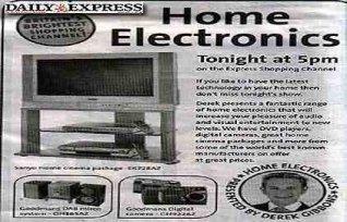 Daily Express - Derek Gibbons