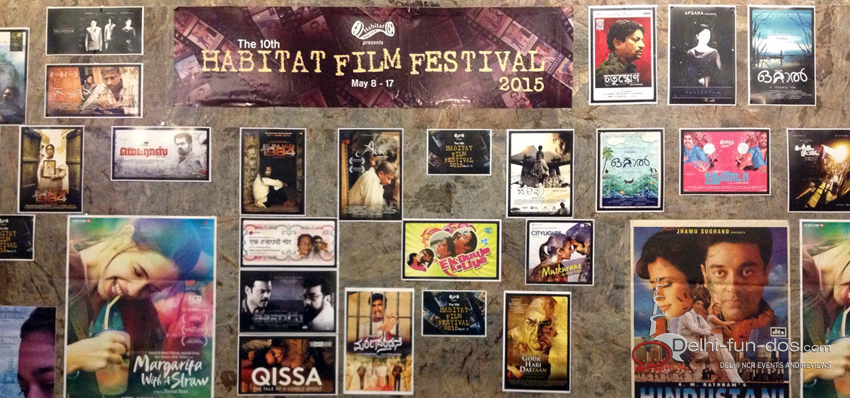 10th Habitat Film Festival – A festival of Award winning films