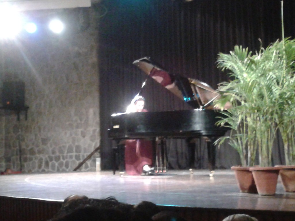 Piano Recital by Loraine Balen Tatto & Rang De Basanti Dhaba