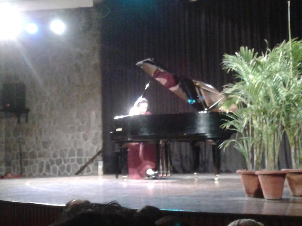 Piano Recital by Loraine Balen Tatto & Rang De Basanti Dhaba