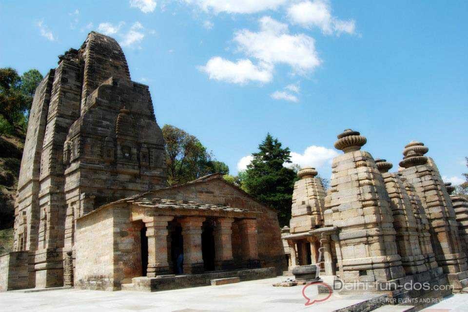 Katarmal-Sun-Temple
