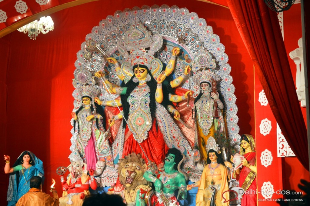 Durga Puja and Dussera