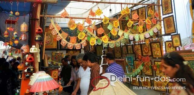 Blind School Diwali MEla 2013