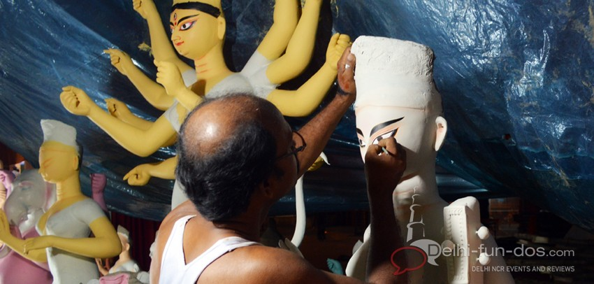 4 Pre Durga Puja activities in Delhi