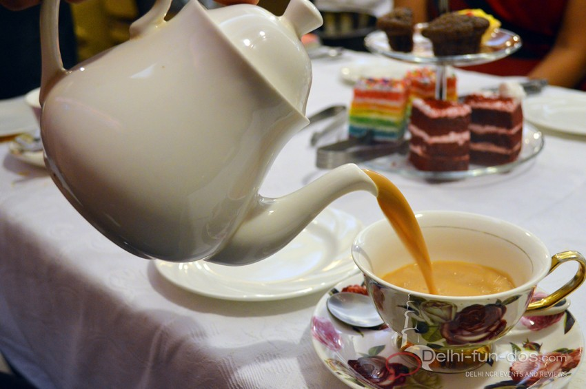 Goodricke Teapot – An experience worth talking about