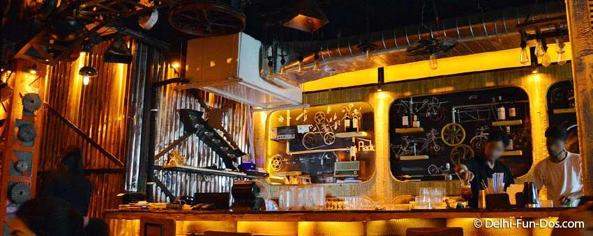 The Junkyard Café – the restaurant not serving junk