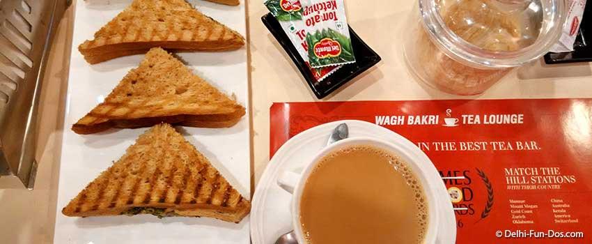 Wagh Bakri Greater Kailash (GK) – We raise our cups