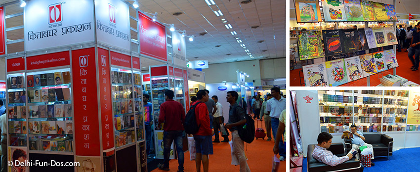 Delhi Book Fair – festival begins for book lovers