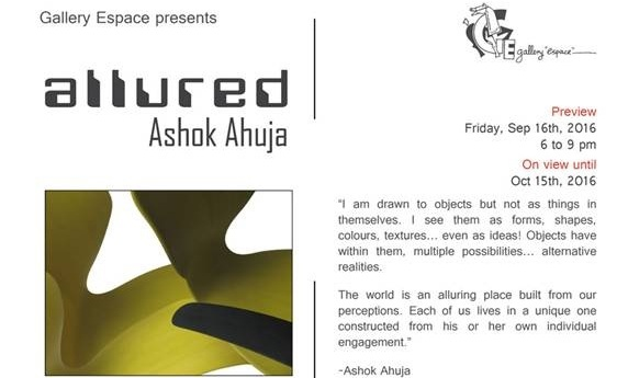 media-invite-for-preview-of-allured-by-ashok-ahuja-at-gallery-espace