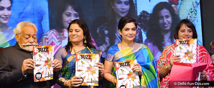FnB Buzz – Magazine launch at Hyatt Gurgaon