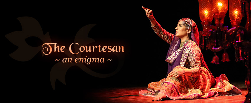 The Courtesan – An Enigma – Kathak dance performance