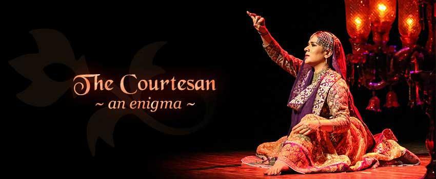 The Courtesan – An Enigma – Kathak dance performance