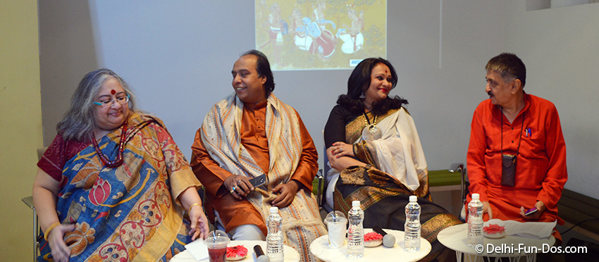 Impact of Indian Mythology on Art – a talk by experts