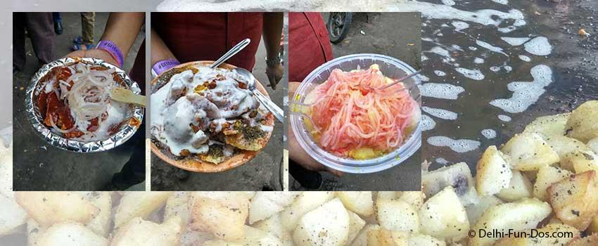 Prabhu Chaatwala – Delhi's famous street food
