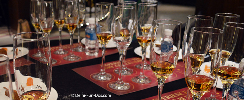 Art of Blending – Session on scotch whisky