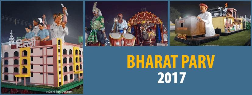 Bharat Parv 2017 at Red Fort